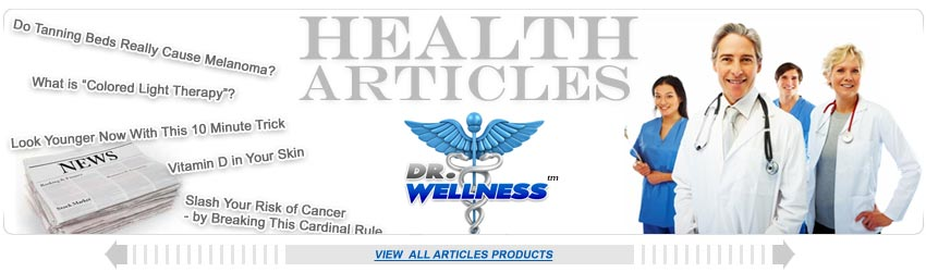 Articles from Dr Wellness Therapy to get answers straight from the doctor about hot tubs, spas, swim spas, saunas, and tanning beds